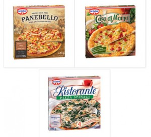 DR.OETKER COUPON RABAIS